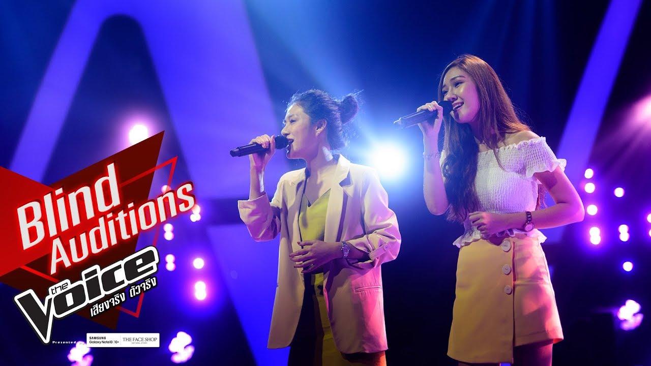 พราว & เฟิร์น - สบตา - Blind Auditions - The Voice Thailand 2019 - 28 Oct 2019