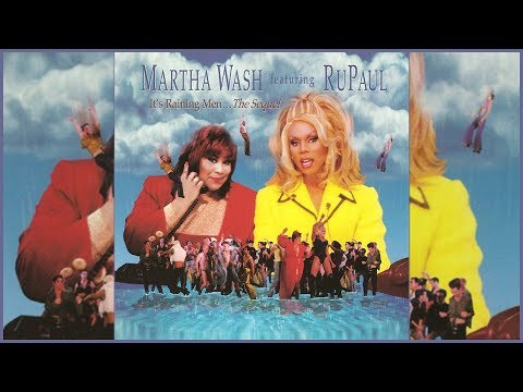 Martha Wash - It's Raining Men... The Sequel (feat. RuPaul) [Audio]