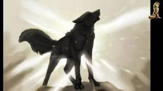 Anime Wolves - Warrior