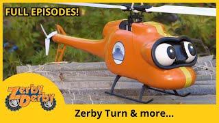 Video Zerby Derby | Mazy Days of Summer - Boat House - Zerby Turn | Kids Cars download MP3, 3GP, MP4, WEBM, AVI, FLV November 2018