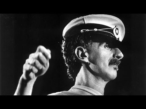 (VIDEO) 04 26 88 Lund - Frank Zappa 1988 Tour (Haenna Hoona Show)