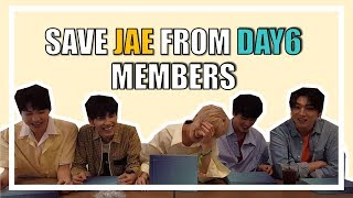 PROOF THAT JAE IS THE MOST NORMAL MEMBER IN DAY6