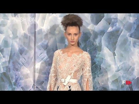 ALEXIS MABILLE Haute Couture Fall 2014 Paris - Fashion Channel
