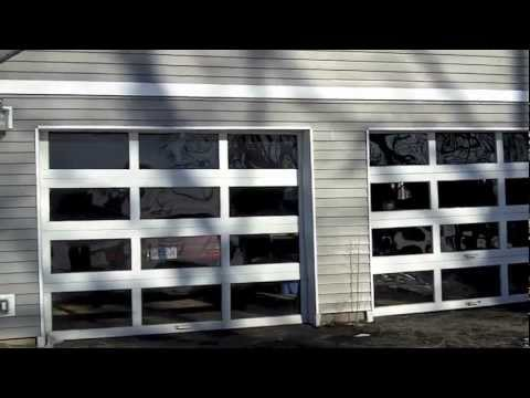 How To Build A Passive Solar Garage Door