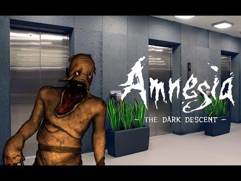 PORQUE EU TENHO MEDO DE ELEVADORES - Amnesia: The Dark Descent - Parte 05 (Gameplay/Detonado)