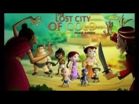 Chhota Bheem The Lost City Of Gold Youtube