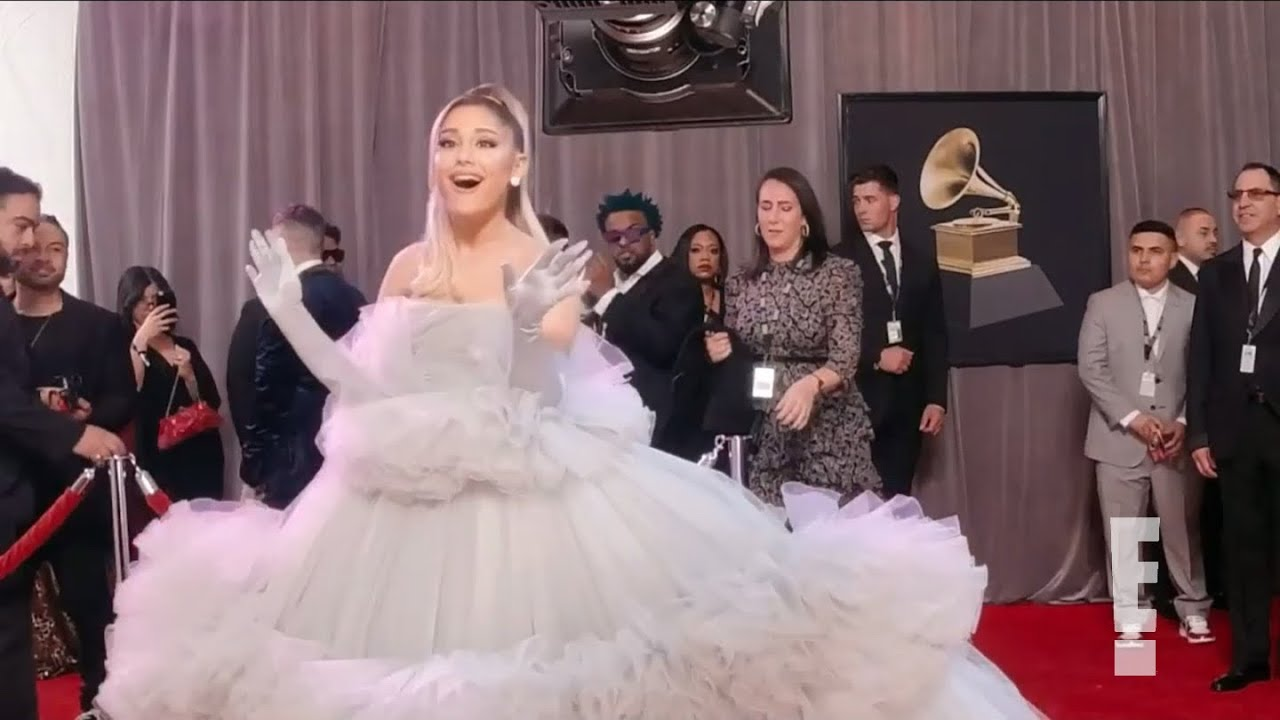 ariana grande grammy awards glambot behind the scenes youtube ariana grande grammy awards glambot behind the scenes