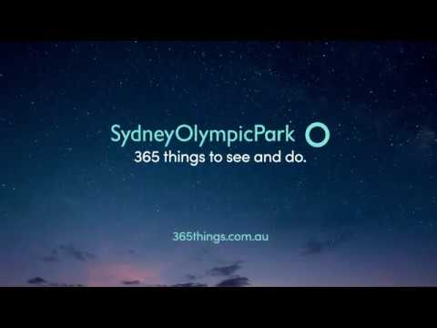 Sydney Olympic Park - 365 Things To See And Do