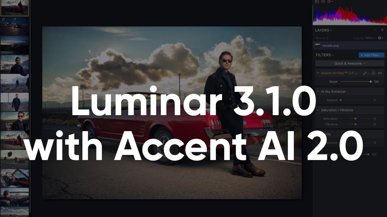 Latest Skylum Luminar 3 Update Brings Enhanced Artificial