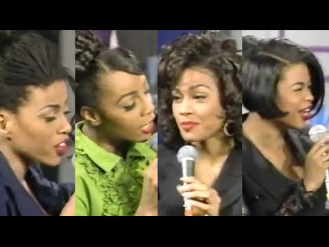 She Sangs: En Vogue (Best Live Vocals)