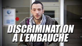 DISCRIMINATION À L'EMBAUCHE - Bienvenue en France