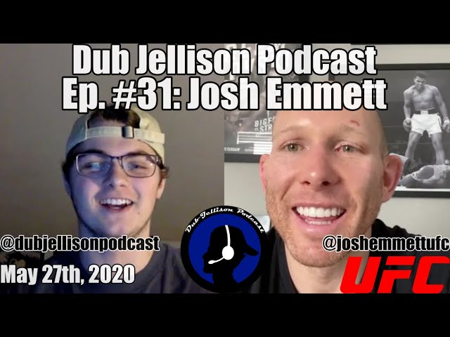 The Dub Ellison Podcast #31