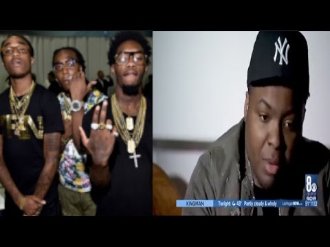 Sean Kingston does a sit down interview FINALLY ADMITTING that he was JUMPED by Migos