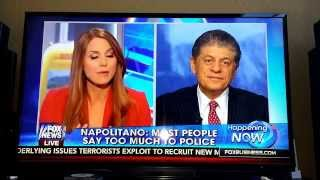 Judge Napolitano on the Fair DUI flyer
