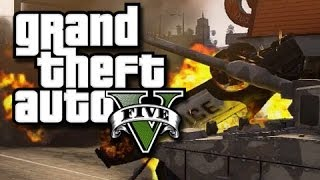 gta 5 online the crew vs the cops 3 gta v multiplayer skits and funny moments