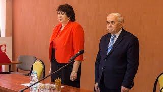 Pierwsza sesja nowej kadencji rady gminy Andrzejewo