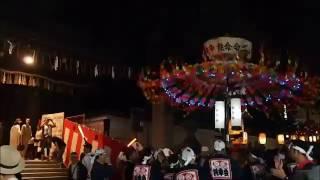 御香宮神幸祭 花傘総参宮 2016年 thumbnail