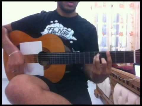 Gipsy Kings --- Baila Me - ( Guitar Tutorial )