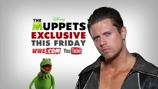 The Miz goes behind-the-scenes with The Muppets