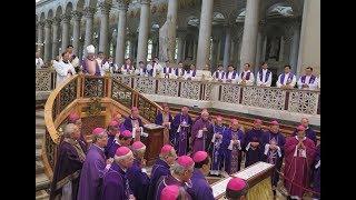 Ad Limina : Đức Cha Giuse Vũ Văn Thiên Giảng Lễ Tại Vương Cung Thánh Đường Thánh Phaolo