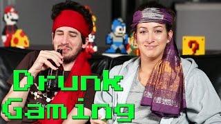 Drunk Gaming | N++
