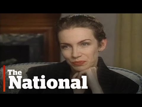 Annie Lennox, solo artist | From the archives