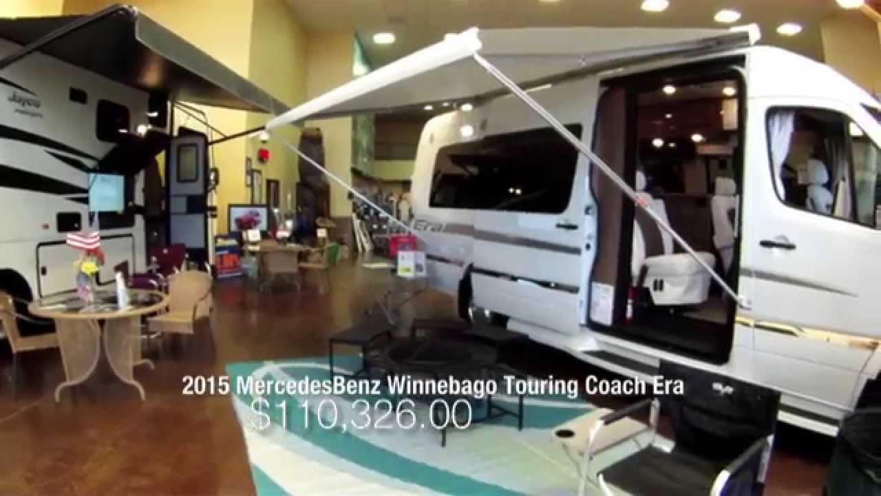 2015 MercedesBenz Winnebago Touring Coach Era Manteca Trailer Motorhome LLC 2