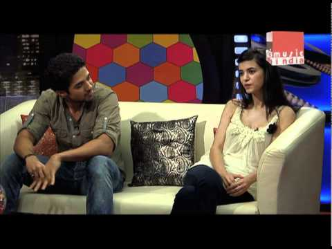 Saqib Saleem & Saba Azad talks about casting and acting in their first movie