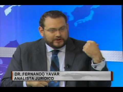 Dr. Fernando Yavar