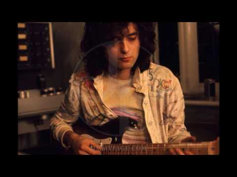Songs from Jimmy Page's Home Studio