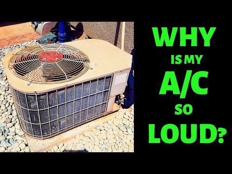 Why Is My AC So Loud? Relief From Noisy Air Conditioners...