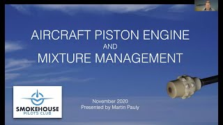 Aircraft Piston Engine & Mixture Management w/ Martin Pauly