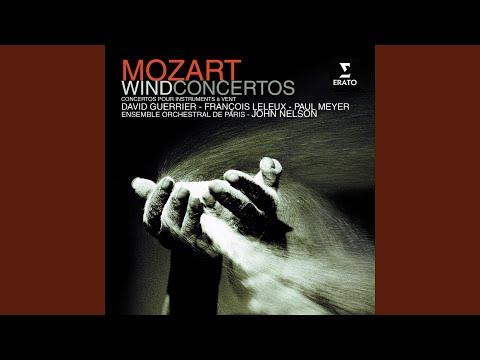 Horn Concerto No. 4 In E Flat Major K495: I. Allegro Moderato