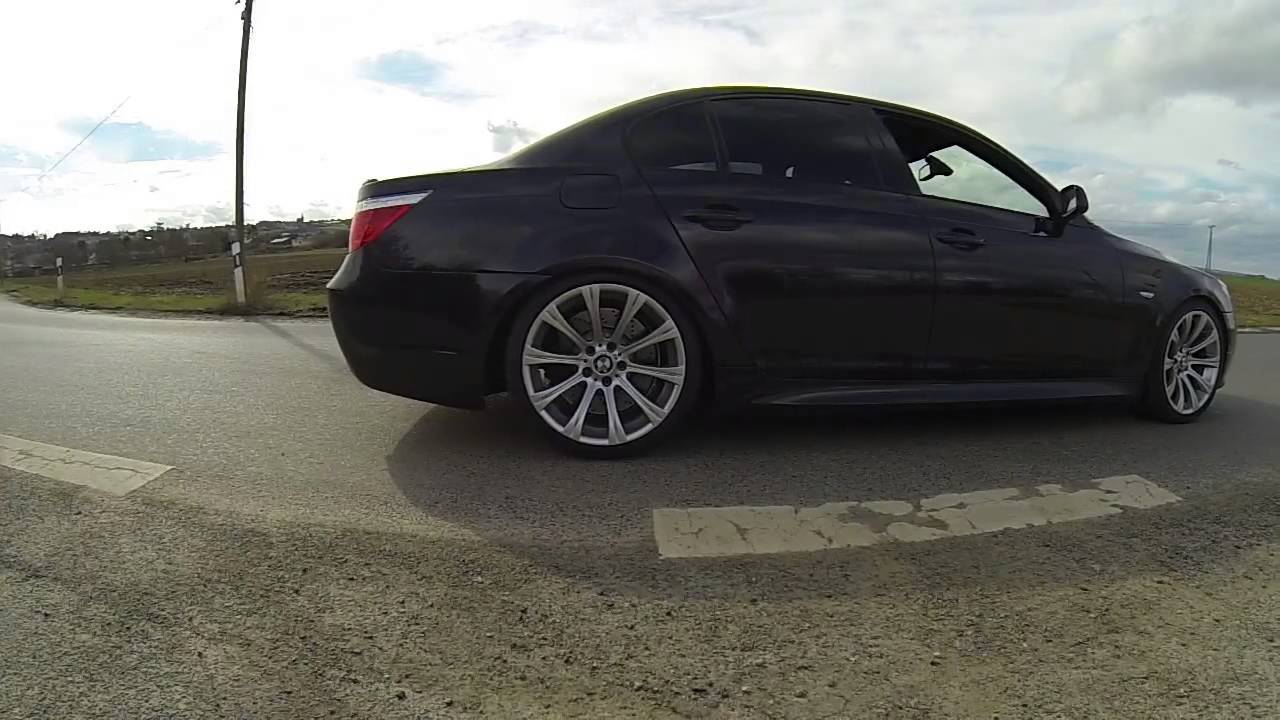 gopro hero 3 black edition bmw e60 535d youtube. Black Bedroom Furniture Sets. Home Design Ideas