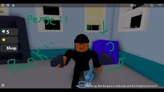 Is a thief! | Robbery Simulator English | Roblox