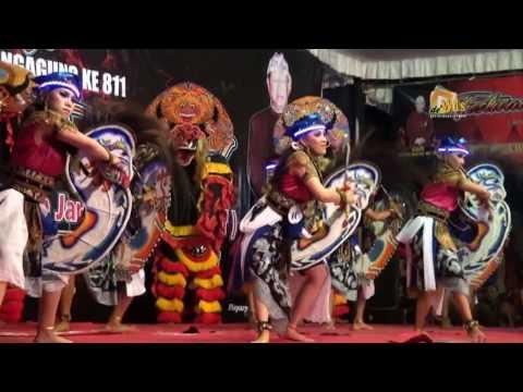 Jaranan Putra Tunjung Biru # Penyaji Terbaik Festival Seni Tradisional Tulungagung 2016