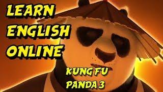 Learn English Online - Learn English Movies With English Subtitle - Kung Fu Panda 3 - Angelina Jolie