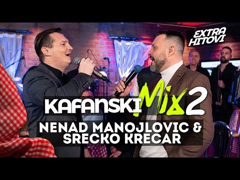 NENAD MANOJLOVIC I SRECKO KRECAR - KAFANSKI MIX 2   2021   UZIVO   OTV VALENTINO