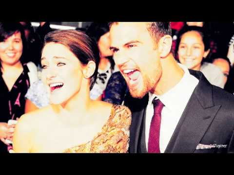 Theo James on kissing Shai from YouTube · Duration:  46 seconds