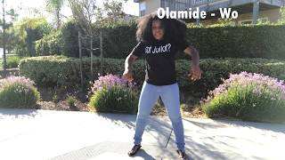 Olamide- WO (Prod. Young John) Official Video| Dance/Choreography #WoChallenge