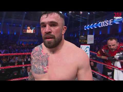 Full fight: Daniel OMIELAŃCZUK vs Nico FALIN | DSF Kickboxing Challenge 14