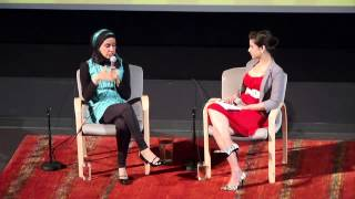 Laughing all the way to the Mosque: Zarqa Nawaz and Anita Majumdar
