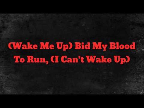 Evanescence - Bring Me To Life (Lyrics)