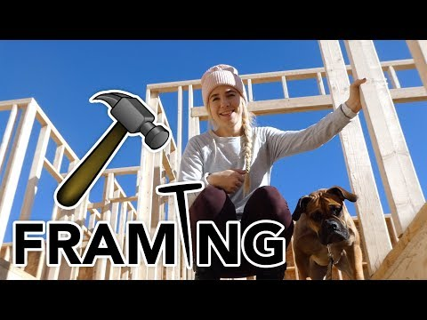 Framing Our First Floor | Dirt to Dream Episode 28