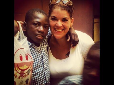 Haiti Mama: Tausha Pearson speaks at YC