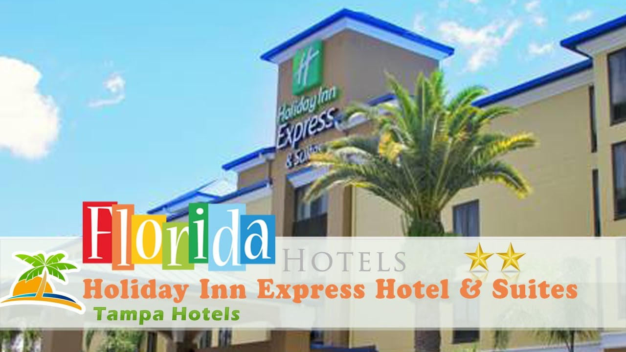 Holiday Inn Express Hotel Suites Tampa Rocky Point Island Tampa Hotels Florida Youtube