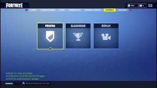 VENDO ACCOUNT FORTNITE 500 EURO / Sell account Fortnite