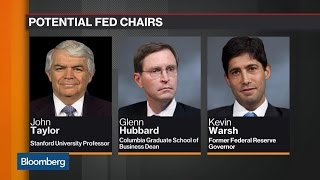 Reinhart on Who Trump Could Appoint to Fed