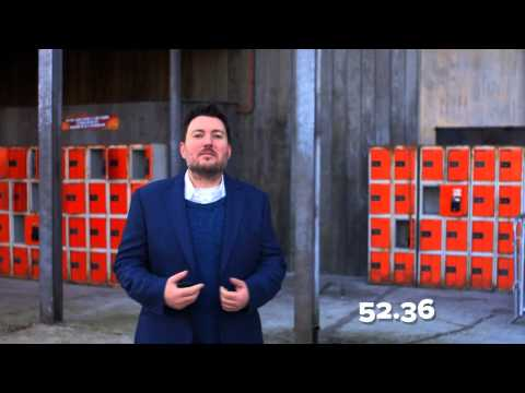 The Chase summed up in 97 seconds by Jake Yapp on Charlie Brooker's Weekly Wipe