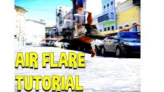 AIR FLARE TUTORIAL ( portugues )